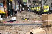 아파트서 떨어진 유리창에 '퍽'…길가던 中유치원생 사망