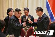 시진핑, 김정은에 결정적 우군 행보…비핵화 협상 재개 국면