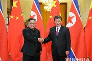 """中 관변학자 """"시진핑 방북, G20 앞두고 한반도 영향력 부각"""""""