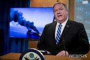 """폼페이오 """"트럼프, 이란과 전쟁 원치않아…메시지 전하려 아베 보내"""""""
