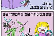 [만화 그리는 의사들]〈100〉모기들의 일급 비밀