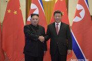 시진핑, 평양 도착…1박2일 국빈방문 시작