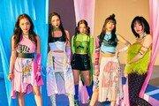 레드벨벳 '짐살라빔', 전 세계 28개 지역 아이튠즈 차트 1위