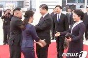 김정은 '대화지속·도발자제' 피력에 시진핑 '체제보장' 강조