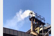 제철소 조업정지 피하나…과징금 부과 검토