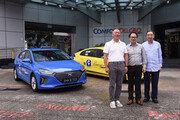 발로 뛴 현대차, 싱가포르의 발이 되다