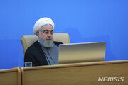 """이란 대통령 """"트럼프, 정신지체 시달리는 듯"""""""