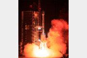 中, 독자 GPS 구축 21번째 위성 발사