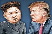 """트럼프 """"김정은과 '어느 시점이 되면' 정상회담 할 것""""…北 대화복귀 유도?"""