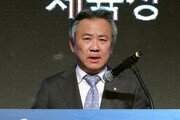 이기흥 체육회장, IOC 위원 선출…역대 한국인 11호
