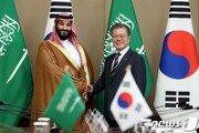 ADD 찾은 사우디 왕세자, 한국 무기 보며 한 말은…