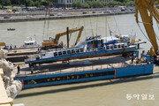 허블레아니호 침몰 한 달째…폭염속 실종자 수색 사투는 계속