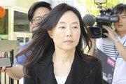 '세월호 조사 방해' 혐의 조윤선, 1심 유죄 불복 항소