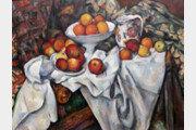 """""""사과로 파리를 놀라게 하겠다""""…40년동안 사과를 그린 화가, 이유는?"""