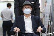 'MB집사' 김백준, 4일 '본인재판·MB증인' 출석할까