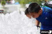 [날씨] '서울 33도' 무더위…강원영동·남부내륙 비