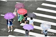 [날씨]장마전선 따라 호우·강풍특보…오후 전국 확대