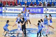 WKBL 정규리그 경기수 축소…팀당 35경기→30경기