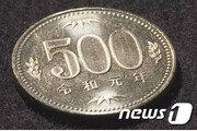 일본 조폐국, '레이와' 연호 새긴 새 동전 제조 시작