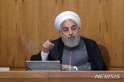 """로하니 대통령 """"이란, 美과의 협상에 항상 준비돼 있어"""""""