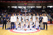 한국남자농구대표팀, 존스컵 4연승
