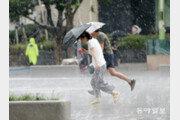 [퇴근길 한 컷] 서울 소나기