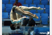 [광주세계수영] 계속되는 다이빙 상승세…남자 수구 데뷔전서 3골