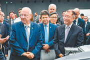 """현대차연구소 찾은 이스라엘 대통령 """"미래차 협력"""""""