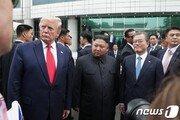 """국정원 """"김정은 건강이상설?…트럼프 '건강하더라' 전언"""""""