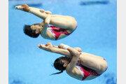 금메달 놓쳐야 화제가 되는 중국 다이빙