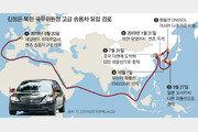 김정은 벤츠, 네덜란드-中-日-韓-러시아 거쳐 北으로