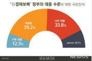 """정부의 日 대응 수준에 국민 39% """"적절""""…33%는 """"너무 약해"""""""