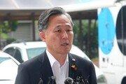 """표창원, 6시간 조사…""""한국당 의원들도 협조해야"""""""