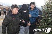 """서천 친부·노부부 살해 30대 사형 구형…""""치밀한 살해 계획"""""""