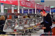 광주세계수영 선수촌 식당 최고 인기 메뉴는 떡갈비·불고기