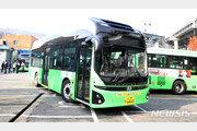 11월 서울 전기버스 114대 추가…총 143대 운행