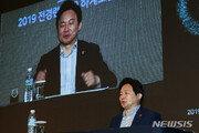 """원희룡 지사 """"지지자들만을 위한 정책 알맹이 거둘 수 없다"""""""