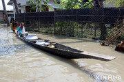 인도 동북부 비하르·아삼서 몬순 홍수로 150명 사망…이재민 1150만명
