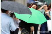 [날씨]22일 전국 흐리고 남부내륙 소나기…낮에는 폭염특보