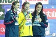 호주, 경영 금메달 2개로 기선 제압…자존심 구긴 미국