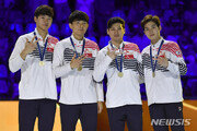 남자 펜싱 사브르 단체, 세계선수권 단체전 3연패 위업