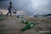 매년 바닷새 5천마리, 한국산 플라스틱 쓰레기 먹고 폐사