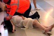 홍콩 한밤 '백색 테러' 임산부까지에도 무차별 폭행 '충격'