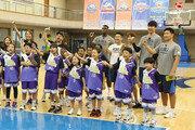 농구대표팀 김종규·라건아·허훈, 다문화 농구팀 스페셜 코치