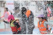 [날씨]24일 무더위 계속 대구 35·강릉 34도…중부·경상 내륙 소나기