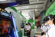 신나는 VR리듬 게임… 글로벌 기업-스타트업 상생 행사