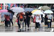 [날씨] 전국 막바지 장맛비…중부 최대 400㎜ 폭우