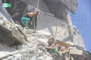 7개월 동생 살리고 세상 떠난 5살 언니 '시리아 내전의 비극'
