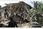 인니 자바섬서 강진 발생…4명 사망·4명 부상