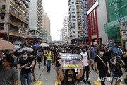 홍콩 송환법 시위서 한국인 1명 경찰에 체포…첫 사례
